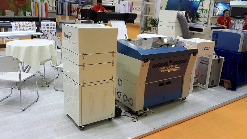 PA-1000FS with GCC laser
